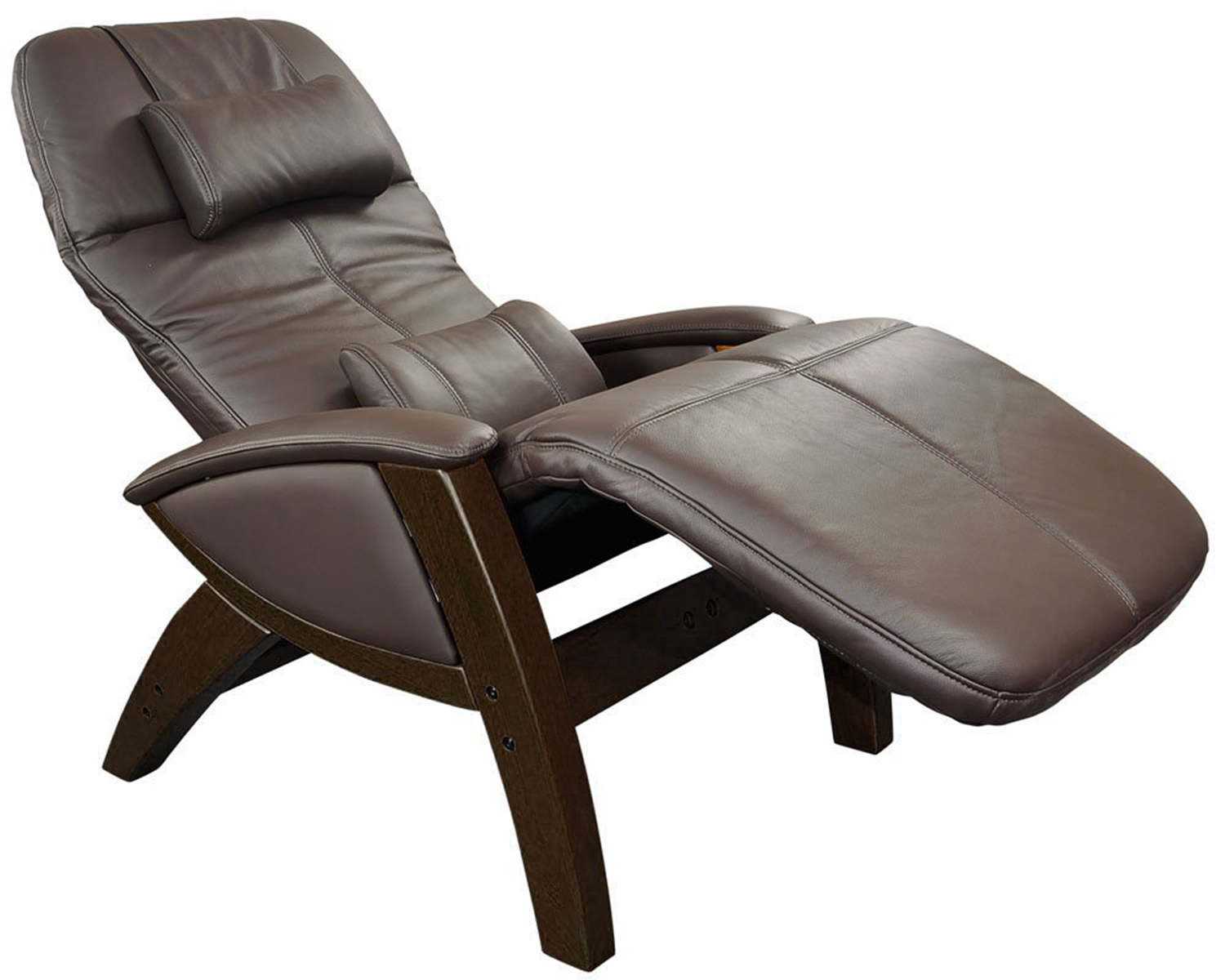 Chocolate Leather Svago SV400 Lusso Chair Zero Gravity Recliner  sc 1 st  Vitalityweb.com : zero gravity recliner leather - islam-shia.org