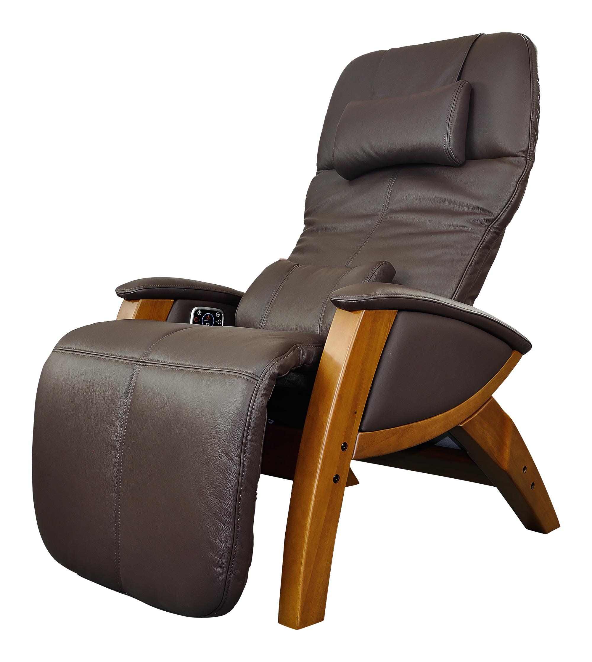 Svago SV410 Benessere Zero Gravity Leather Recliner Chair