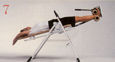 Chiropractic Intersegmental Massage Tables Inversion