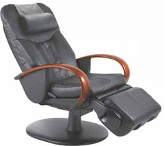 ht-121 human touch robotic home massage chair with calf and foot