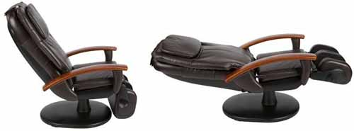 ht-3300 human touch robotic home massage chair with calf and foot