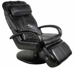 Human Touch Ht 5040 Black Wholebody Massage Chair Stretching