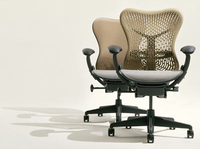 Herman Miller Mirra Home Office Ergonomic Chair Mirra