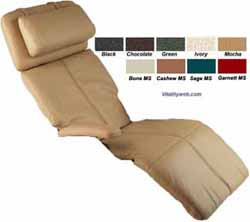 Replacement Leather Pad Sets for the Perfect Zerogravity Chair by Human Touch - Top Grain Leather  sc 1 st  Vitalityweb.com & Replacement Leather Pad Sets for the Perfect Zerogravity Chair by ... islam-shia.org