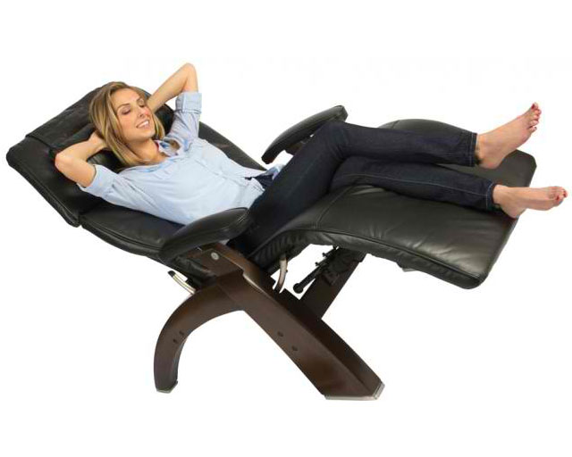 Perfect Chair Series Woman on Zero Gravity Lounge Chair Parts