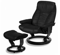 Stressless Senator - MEDIUM MSRP - $2195 - NOW ON SALE! Recliner W30.5  H39  D28  Seat Dimensions 20  Wide Between Arms Seat Depth to backrest 18   sc 1 st  Vitalityweb.com & Ekornes Stressless Governor and Senator Recliner Chair Lounger ... islam-shia.org