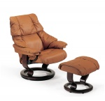 Stressless Recliner Chair Reno Medium Recliner by Ekornes