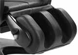 HT-135 Human Touch massage Chair Calf massager