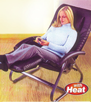 Stress Free Zero Anti Gravity Home Massage Chair Recliner With Heat  (AG 2001)  Stress Free Anti Gravity Chair For Total Relaxation. This  Anti Gravity Chair ...