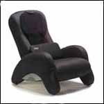 ijoy 100 Massage Chair Black Denim